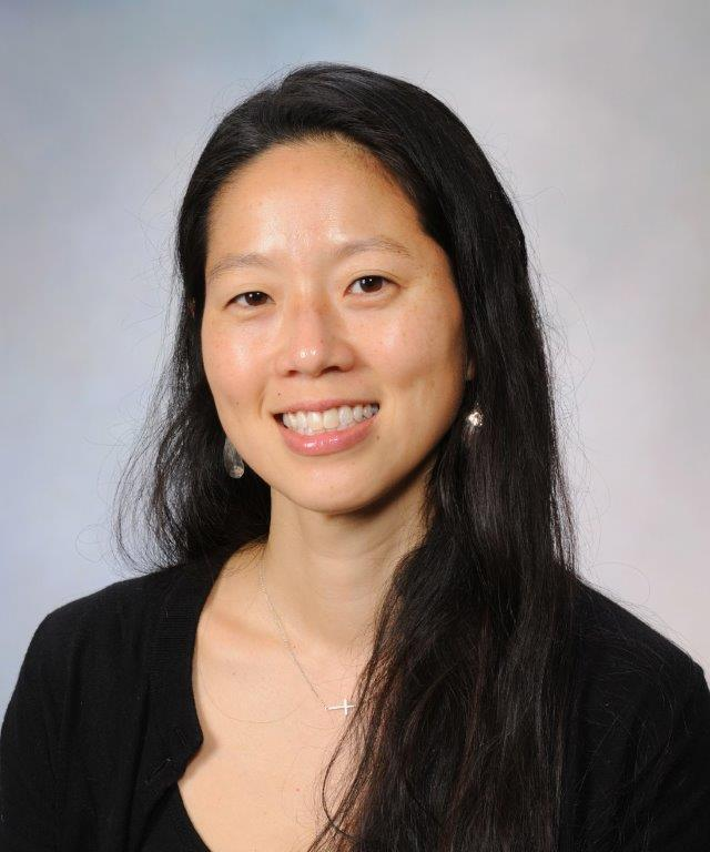 Photo of Sylvia Kang